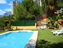Holiday accommodation with pool Photos: Holiday apartments, accommodation, pool, Benidorm