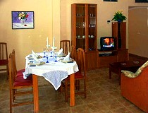 Holiday rentals Benidorm with TV
